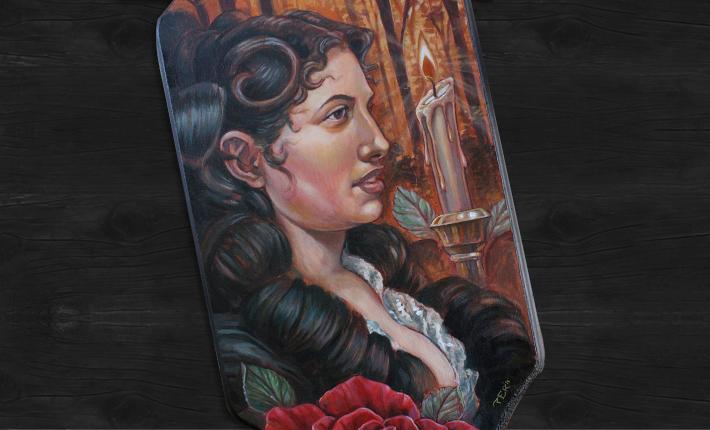 Saint tattoo knoxville victorian tattoos women for Saint tattoo knoxville