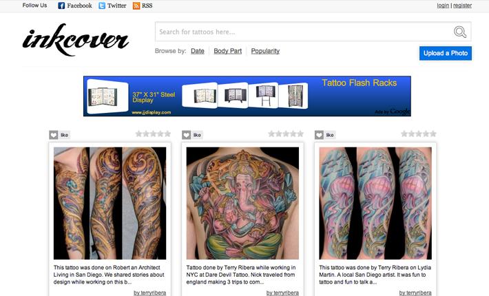 Inkcover.com