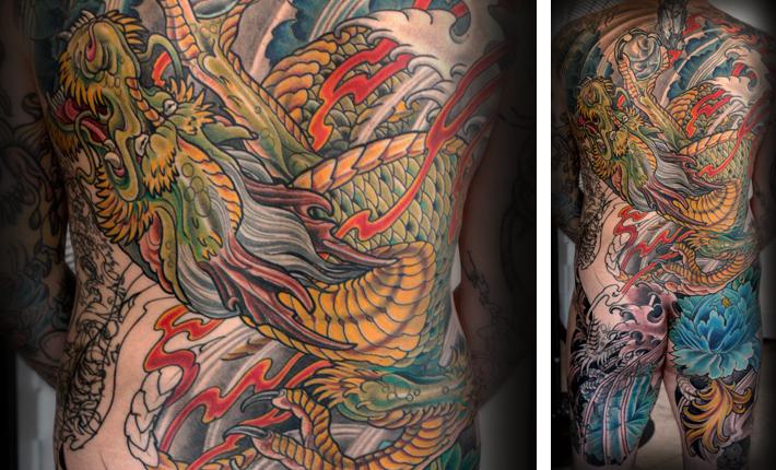 Tattoo new 2012 japanese tattoo artists san diego for Japanese tattoo artists