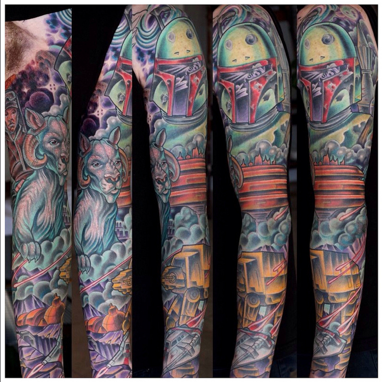 san diego tattoo artist terry ribera portfolio